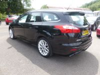 FORD FOCUS ZETEC S TDCI ESTATE ** VERY RARE ESTATE + NAV ** - 2008 - 7