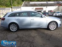 VAUXHALL INSIGNIA DESIGN EDITION ** COLOUR NAVIGATION - £20 ROAD TAX ** - 2301 - 18