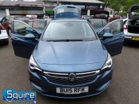 VAUXHALL ASTRA ELITE EDITION ** NAVIGATION + LEATHER + £20 TAX ** - 2266 - 25