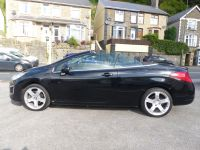 PEUGEOT 308 HDI CC ALLURE ** FULL LEATHER + NAVIGATION ** - 2032 - 21