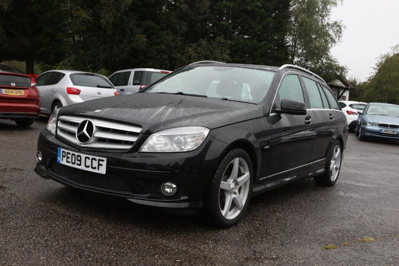 Used MERCEDES C-CLASS in Abertillery, Gwent for sale