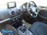 AUDI A3 TDI SE TECHNIK ** NAVIGATION - 1 OWNER - FULL VW SERVICE ** - 2233 - 8
