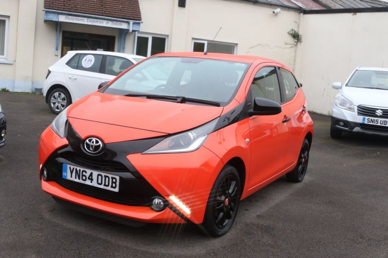 Used TOYOTA AYGO in Abertillery, Gwent for sale