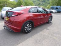HONDA CIVIC I-DTEC SR ** NAVIGATION + GLASS PAN ROOF ** - 1951 - 4