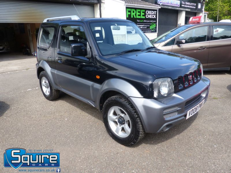 Used SUZUKI JIMNY in Abertillery, Gwent for sale