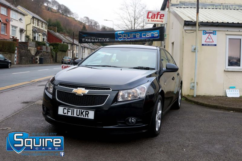 Used CHEVROLET CRUZE in Abertillery, Gwent for sale