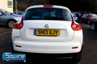 NISSAN JUKE ACENTA EDITION ** ONLY 40'000 MILES ** - 2153 - 9