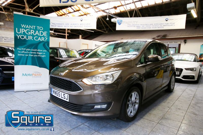 Used FORD C-MAX in Abertillery, Gwent for sale