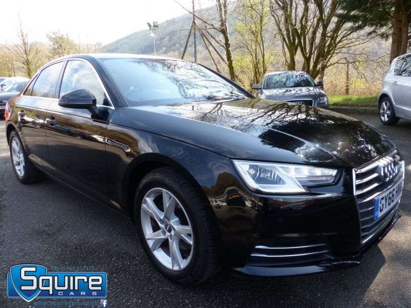 Used AUDI A4 in Abertillery, Gwent for sale