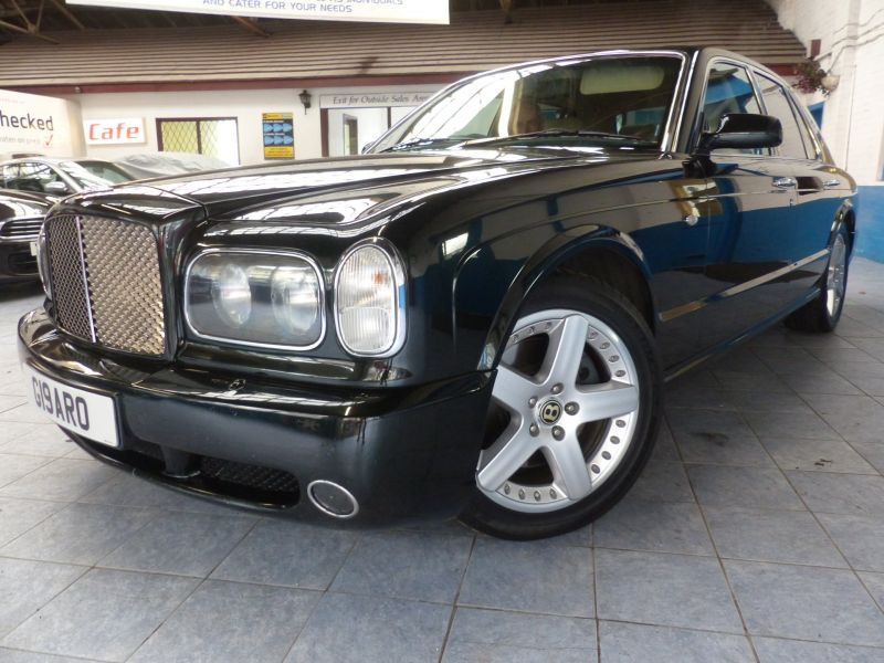 Used BENTLEY ARNAGE in Abertillery, Gwent for sale