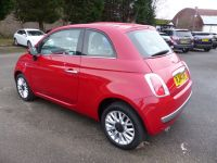 FIAT 500 LOUNGE EDITION ** £30 ROAD TAX **  - 1849 - 6