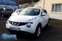 NISSAN JUKE ACENTA EDITION ** ONLY 40'000 MILES ** - 2153 - 1