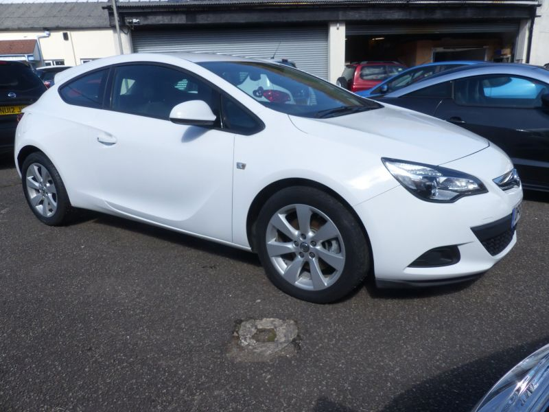 Used VAUXHALL ASTRA in Abertillery, Gwent for sale