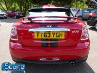 MINI COUPE COOPER ** ONLY 45,000 MILES - BLACK N RED ** - 2272 - 5