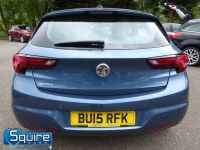 VAUXHALL ASTRA ELITE EDITION ** NAVIGATION + LEATHER + £20 TAX ** - 2266 - 7