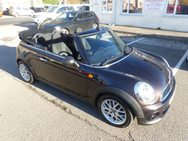 Used MINI CONVERTIBLE in Abertillery, Gwent for sale
