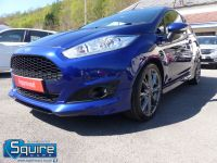 FORD FIESTA ST-LINE NAVIGATOR **  UPGRADED PRO EXHAUST + COLOUR NAV ** - 2229 - 26