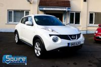 NISSAN JUKE ACENTA EDITION ** ONLY 40'000 MILES ** - 2153 - 17
