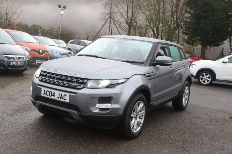 Used LAND ROVER RANGE ROVER EVOQUE in Abertillery, Gwent for sale