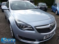 VAUXHALL INSIGNIA DESIGN EDITION ** COLOUR NAVIGATION - £20 ROAD TAX ** - 2301 - 1
