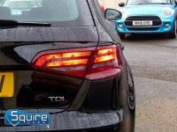 AUDI A3 TDI SPORT EDITION ** COLOUR NAVIGATION - ONE OWNER ** - 2209 - 12