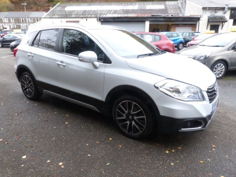 Used SUZUKI SX4 S-CROSS in Abertillery, Gwent for sale