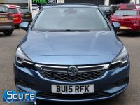VAUXHALL ASTRA ELITE EDITION ** NAVIGATION + LEATHER + £20 TAX ** - 2266 - 5