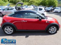MINI COUPE COOPER ** ONLY 45,000 MILES - BLACK N RED ** - 2272 - 20