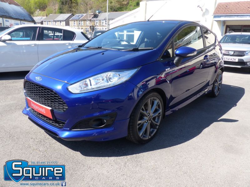 Used FORD FIESTA in Abertillery, Gwent for sale