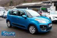 CITROEN C3 PICASSO VTR PLUS HDI  ** £30 ROAD TAX - LOW MILEAGE ** - 2180 - 19