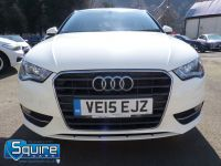 AUDI A3 TDI SE TECHNIK ** NAVIGATION - 1 OWNER - FULL VW SERVICE ** - 2233 - 24