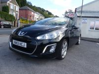 PEUGEOT 308 HDI CC ALLURE ** FULL LEATHER + NAVIGATION ** - 2032 - 2