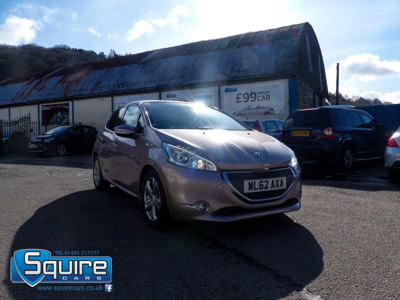 Used PEUGEOT 208 in Abertillery, Gwent for sale