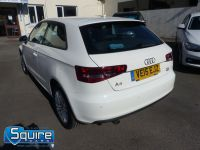 AUDI A3 TDI SE TECHNIK ** NAVIGATION - 1 OWNER - FULL VW SERVICE ** - 2233 - 3