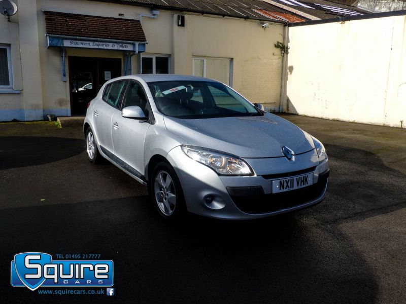 Used RENAULT MEGANE in Abertillery, Gwent for sale