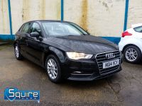 AUDI A3 TDI SPORT EDITION ** COLOUR NAVIGATION - ONE OWNER ** - 2209 - 1