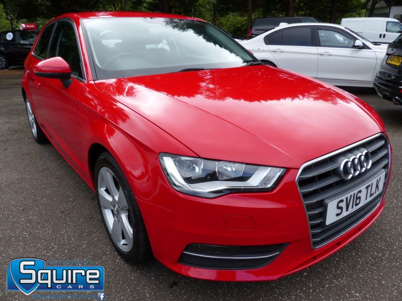 Used AUDI A3 in Abertillery, Gwent for sale