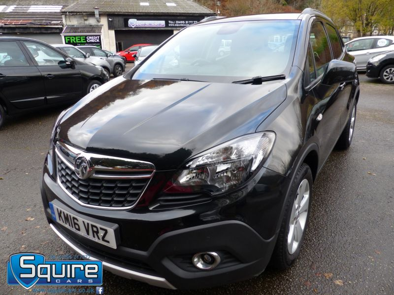 Used VAUXHALL MOKKA in Abertillery, Gwent for sale