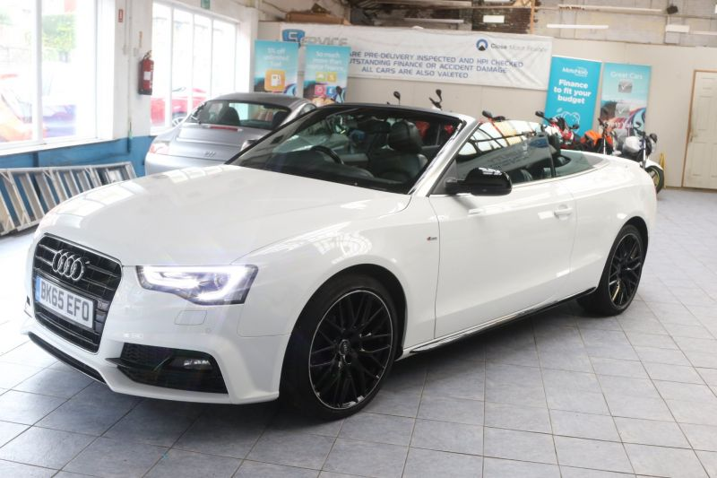 Used AUDI A5 in Abertillery, Gwent for sale