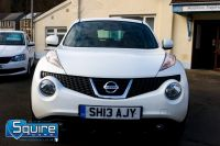 NISSAN JUKE ACENTA EDITION ** ONLY 40'000 MILES ** - 2153 - 4
