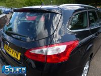 FORD FOCUS ZETEC NAVI TDCI ** FULL SERVICE HISTORY + £20 TAX ** - 2256 - 19