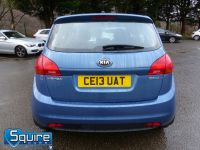 KIA VENGA CRDI 2 EDITION ** £30 TAX - ONLY 37,000 MILES ** - 2370 - 13