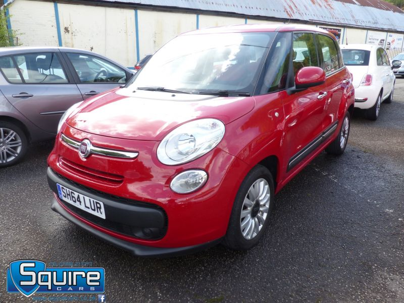 Used FIAT 500L in Abertillery, Gwent for sale