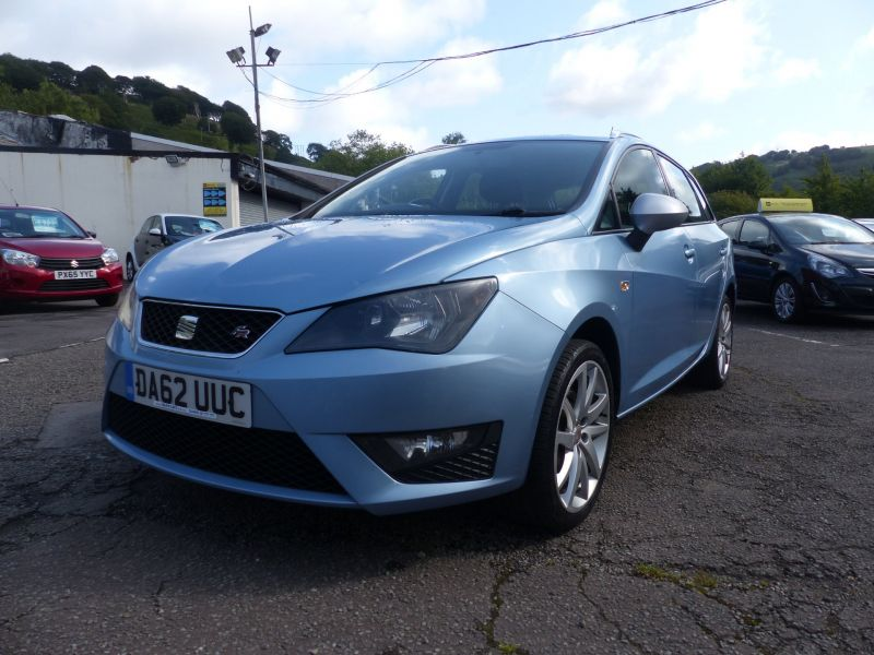 Used SEAT IBIZA in Abertillery, Gwent for sale