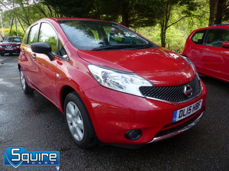 Used NISSAN NOTE in Abertillery, Gwent for sale