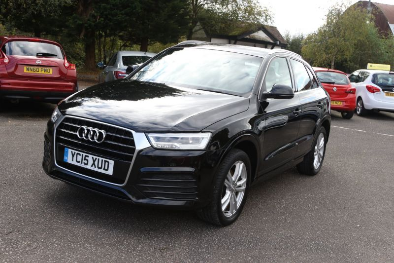 Used AUDI Q3 in Abertillery, Gwent for sale