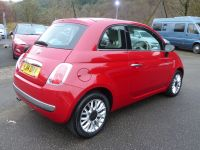 FIAT 500 LOUNGE EDITION ** £30 ROAD TAX **  - 1849 - 3