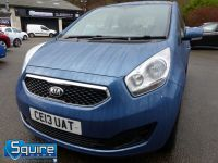 KIA VENGA CRDI 2 EDITION ** £30 TAX - ONLY 37,000 MILES ** - 2370 - 33