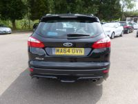 FORD FOCUS ZETEC S TDCI ESTATE ** VERY RARE ESTATE + NAV ** - 2008 - 8