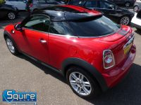 MINI COUPE COOPER ** ONLY 45,000 MILES - BLACK N RED ** - 2272 - 9
